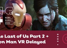 Do dịch COVID-19, ngày phát hành Marvel's Iron Man VR bị hoãn vô thời hạn