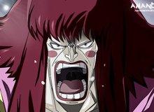 One Piece: Thoát khỏi Sanji nhờ siêu năng lực, tuyệt kĩ của Kanjuro có sức tấn công trên phạm vi lớn