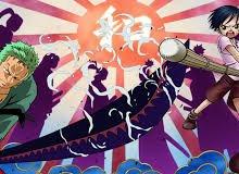 """One Piece: Kuina là """"hậu nhân"""" của Wano quốc, phải chăng cái chết của cô có liên quan đến Kaido?"""