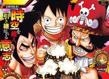One Piece: Sánh vai cùng 2 huyền thoại Roger và Oden, liệu Luffy có chịu chung số phận bị xử tử công khai?