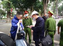 Hà Nội công bố 13 hành vi sẽ bị xử phạt cùng mức xử phạt trong phòng, chống dịch Covid-19