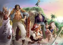 One Piece: Toàn bộ danh tính của các thành viên băng hải tặc Roger đã được tiết lộ, quân số đông đảo lên đến hơn 30 người