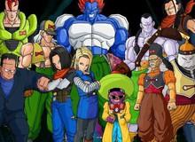 Dragon Ball: Top 10 Android được tạo ra bởi Tiến sĩ Gero, ai là người mạnh nhất? (P1)