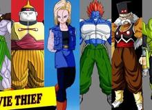 Dragon Ball: Top 10 Android được tạo ra bởi Tiến sĩ Gero, ai là người mạnh nhất? (P2)