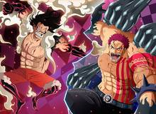 One Piece: Với năng lực của em gái Brulee, Katakuri xuất hiện tại Wano chiến đấu bên cạnh Luffy!