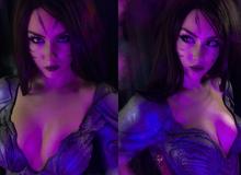 Nóng con mắt bên trái, nhức con mắt bên phải với siêu phẩm cosplay Kai'Sa của mỹ nhân xứ Bạch dương