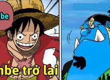 One Piece: Sau khi Luffy rời đi khỏi đảo Bánh, Jinbei đã thoát khỏi Big Mom để tới Wano bằng cách nào?