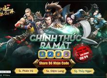 """Game Hàn """"Top 1 Thịnh Hành"""" - Bát Hoang Lãnh Chủ chính thức ra mắt, tặng 2000 Giftcode cực HOT"""