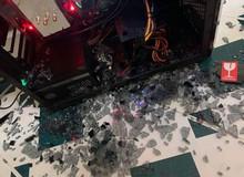 Vỡ vỏ kính PC, sự cố nguy hiểm và cách phòng tránh
