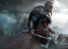Assassin's Creed: Valhalla chính thức lộ diện với thời đại Viking