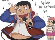 Những điều thú vị mà 99% bạn đọc đã lỡ bỏ qua mà chẳng biết trong Doraemon