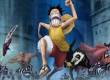 One Piece: Dù giúp người nhưng 6 hành động này của Luffy và băng Mũ Rơm vẫn bị tính là phạm pháp