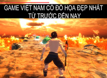 Xuất hiện game mobile thuần Việt: Thạch Sanh là nhân vật chính nhưng tạo hình lại giống hệt... Ace trong One Piece