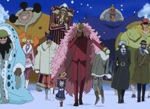 """One Piece: 10 thành viên mạnh nhất Donquixote- băng hải tặc máu mặt đã từng """"xưng bá"""" khắp Tân Thế Giới (Phần 1)"""