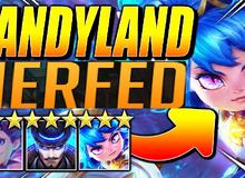 Đấu Trường Chân Lý: Riot hé lộ update bản 10.10 - Candyland bị nerf toàn diện, thêm một Thiên Hà mới
