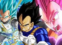 Dragon Ball: Top 7 sự thật thú vị nhất về hoàng tử saiyan Vegeta - đối thủ truyền kiếp của Goku