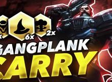 Đấu Trường Chân Lý: Ngược dòng meta với đội hình Gangplank - Phù Thủy phong cách 1 chưởng clear team