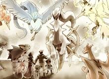 Đâu là kẻ khai sinh ra tất cả các loài trong thế giới Pokemon?
