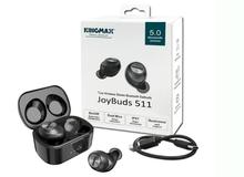 Kingmax ra mắt tai nghe bluetooth JoyBuds511: gọn nhẹ, đầy đủ tính năng cùng giá thành phải chăng