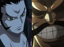 """One Piece: Hé lộ manh mối cho thấy cựu vua hải tặc Gol D. Roger chính là """"kiếm sĩ vĩ đại nhất thế giới"""" trước Mihawk"""