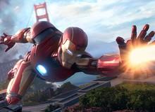 Marvel's Iron Man ấn định ngày ra mắt, giấc mơ bay lượn, bắn tên lửa của game thủ sắp thành hiện thực