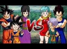 """Dragon Ball: Từ cha con Goku đến Vegeta, khám phá bí kíp cua gái """"cha truyền con nối"""" của tộc người Saiyan"""