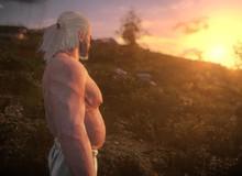 """Xuất hiện hình ảnh Geralt """"bụng phệ"""" trong The Witcher 3"""