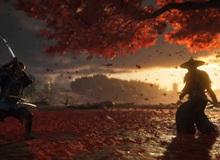 Ngỡ ngàng với vẻ đẹp nước Nhật trong Ghost of Tsushima