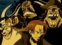 """One Piece: Trận chiến ở Wano sẽ là lần đầu tiên và duy nhất """"hội tụ"""" đủ 4 Tứ Hoàng của biển cả?"""