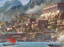 Mời anh em chiêm ngưỡng cảnh đẹp hùng vĩ trong Assassin's Creed Origins và Odyssey đang miễn phí