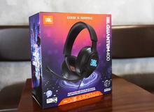 JBL Quantum 400 - Tai nghe gaming tuyệt hảo đến từ ông lớn làng âm thanh
