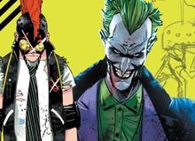"""DC ra mắt Clownhunter, Joker chuẩn bị """"ăn hành"""""""