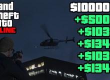 """Hướng dẫn """"khởi nghiệp"""" với 1 triệu đô trong GTA V Online"""