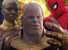 """Loạt sạn ngớ ngẩn khiến Marvel muối mặt: Thanos toàn xài """"hàng giả"""" tỉnh rụi?"""