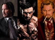 Những nhân vật nam 'cool ngầu' bậc nhất từng xuất hiện trên màn ảnh bom tấn