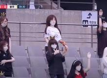 """Bị chỉ trích sử dụng búp bê nhạy cảm để lấp kín khán đài, đội bóng Hàn bảo """"chỉ là ma-nơ-canh thôi!"""""""