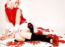 """Ngắm """"mối tình đầu"""" của Naruto nhan sắc thay đổi thất thường qua các phiên bản cosplay khác nhau"""