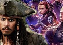 """Nếu Johnny Depp tham gia vũ trụ Marvel thì đây là 6 nhân vật phù hợp nhất với """"thuyền trưởng hải tặc"""""""