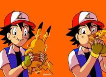 Những hình ảnh hại não, hủy hoại tuổi thơ của biết bao thế hệ game thủ về hình tượng Pokemon đáng yêu dịu dàng
