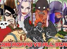 """One Piece: Nếu Tobi Roppo """"hạ bệ"""" được bộ 3 Thảm Họa thì Jack Hạn Hán sẽ bị """"khai tử"""" đầu tiên?"""