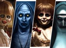 Annabelle và loạt phim kinh dị rùng rợn lấy cảm hứng từ đồ vật bị ám