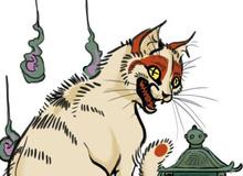 Ma mèo báo thù, truyền thuyết ly kỳ và quái dị của người Nhật Bản