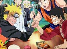 """Top 5 game mobile hay nhất dành cho """"fan cứng"""" Manga Dragon Ball, Naruto, One Piece và hơn thế nữa"""