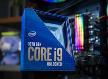 Intel trình làng Core i thế hệ 10: tên mã Comet Lake-S, vẫn 14nm nhưng đã chạm mốc 10 nhân 20 luồng trên dòng PC phổ thông