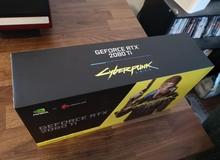 Hướng dẫn tham dự bốc thăm trúng thưởng card màn hình RTX 2080 Ti Cyberpunk 2077 hiếm nhất thế giới