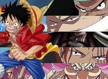 One Piece: Trở thành cướp biển mạnh thống trị Tân thế giới vì các Tứ Hoàng đều có mục tiêu của riêng mình