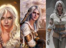 Mỹ nữ xinh đẹp Ciri sẽ là nhân vật chính trong The Witcher 4 ?