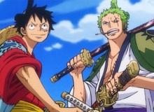 One Piece chap 980: Zoro cùng Luffy làm loạn, Queen thừa cơ hội muốn tiêu diệt Flying Six