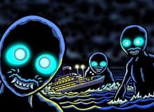 Umibozu: Loài yêu quái linh hồn trong truyền thuyết chuyên tạo nên ác mộng