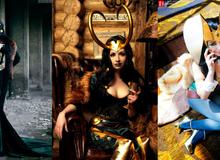 Ngắm thần lừa lọc Loki hóa mỹ nhân bốc lửa, 3 vòng đâu ra đấy qua loạt ảnh cosplay gợi cảm